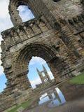 Une réflexion de château Image stock
