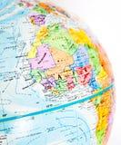 Une région de l'Afrique Photographie stock libre de droits