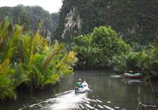 Une rivière Photo libre de droits