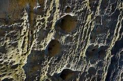 Une roche impliquée photos libres de droits