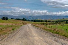 Une route de mère patrie au Nouvelle-Zélande photos libres de droits