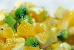 Une salade de fruits Photographie stock libre de droits