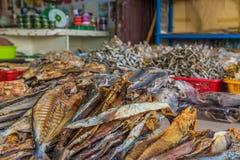 Une scène aux 24 villes locale de phuket du marché d'heure photographie stock