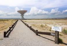 Une scène très grande de rangée au Nouveau Mexique Images stock