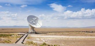 Une scène très grande de rangée au Nouveau Mexique Photographie stock