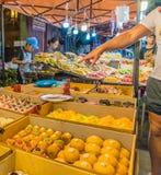 Une scène typique dans Patong Thaïlande images stock