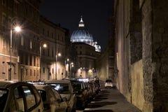 Une soirée à Roma photos stock