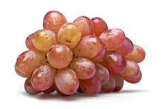 Une sorte de raisins fraîchement lavés Image stock