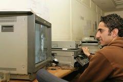 Une station de télévision irakienne indépendante, Cario Photographie stock