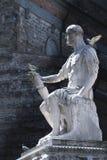 Une statue à Florence photographie stock