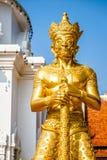 Une statue géante Image libre de droits