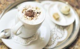 Une tasse de café Photo stock