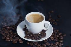 Une tasse de café Image stock