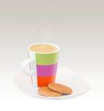Une tasse de café image libre de droits