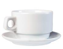 Une tasse de café Images libres de droits