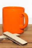 Une tasse de thé Photographie stock libre de droits