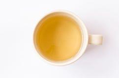Une tasse de thé Photo stock