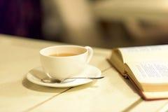 Une tasse de thé Photos libres de droits