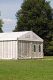 Une tente de réception ou d'événement Images stock
