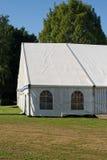 Une tente de réception ou d'événement Image libre de droits