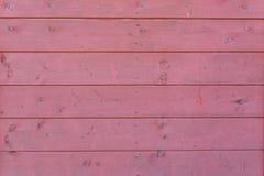 Une texture en bois faite de légèrement Bourgogne image stock