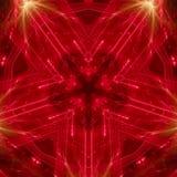 une ?toile rouge illustration libre de droits