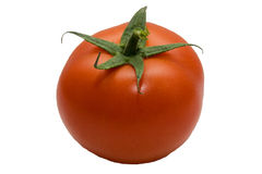 Une tomate Photos stock