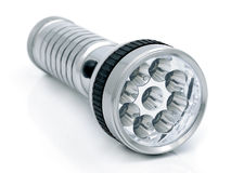Une torche électrique Photo libre de droits