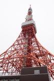 Une tour colorée par rouge Photos libres de droits