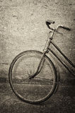 Une vieille bicyclette Photos libres de droits