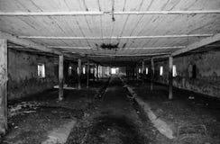 Une vieille ferme abandonnée pour Style abandonn? images stock