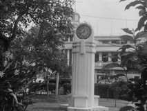 Une vieille horloge Images libres de droits