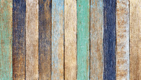 Une vieille planche en bois texturisée photographie stock libre de droits