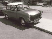 Une vieille voiture, 70 du ` s photographie stock libre de droits