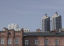 Une ville avec une longue histoire photo stock