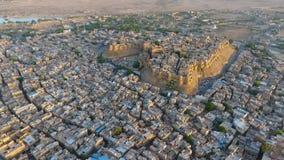 Une ville située dans l'Inde à distance clips vidéos
