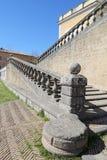 Une visite à la villa Farnese en italien Palazzo Farnese, une Renaissance massive et le Mannerist Photographie stock libre de droits