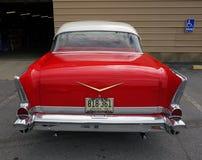 Une voiture ancienne bien conservée Image stock