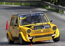 Une voiture de course de 112 prototypes Image stock