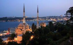 Une vue d'Istanbul Image libre de droits