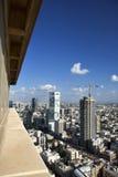 Vue de gratte-ciel Image stock