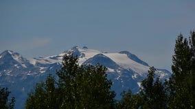 Une vue de glacier de Brackendale clips vidéos