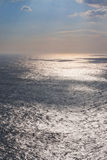 Une vue de l'Océan Atlantique Images libres de droits
