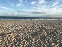 Une vue de la mer photo libre de droits