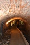 Une vue de Pistoie au fond, Toscane, Italie Photographie stock