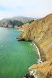 Une vue de San Francisco Bay, la Californie, Etats-Unis, photographie stock