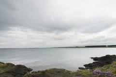 Une vue de Shell Bay photo libre de droits