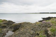 Une vue de Shell Bay images libres de droits