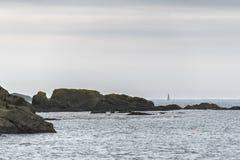Une vue de Shell Bay photos stock