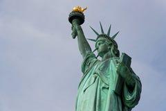 Une vue de statue de la liberté Photographie stock libre de droits